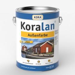 Koralan® Außenfarbe (farba zewnętrzna)